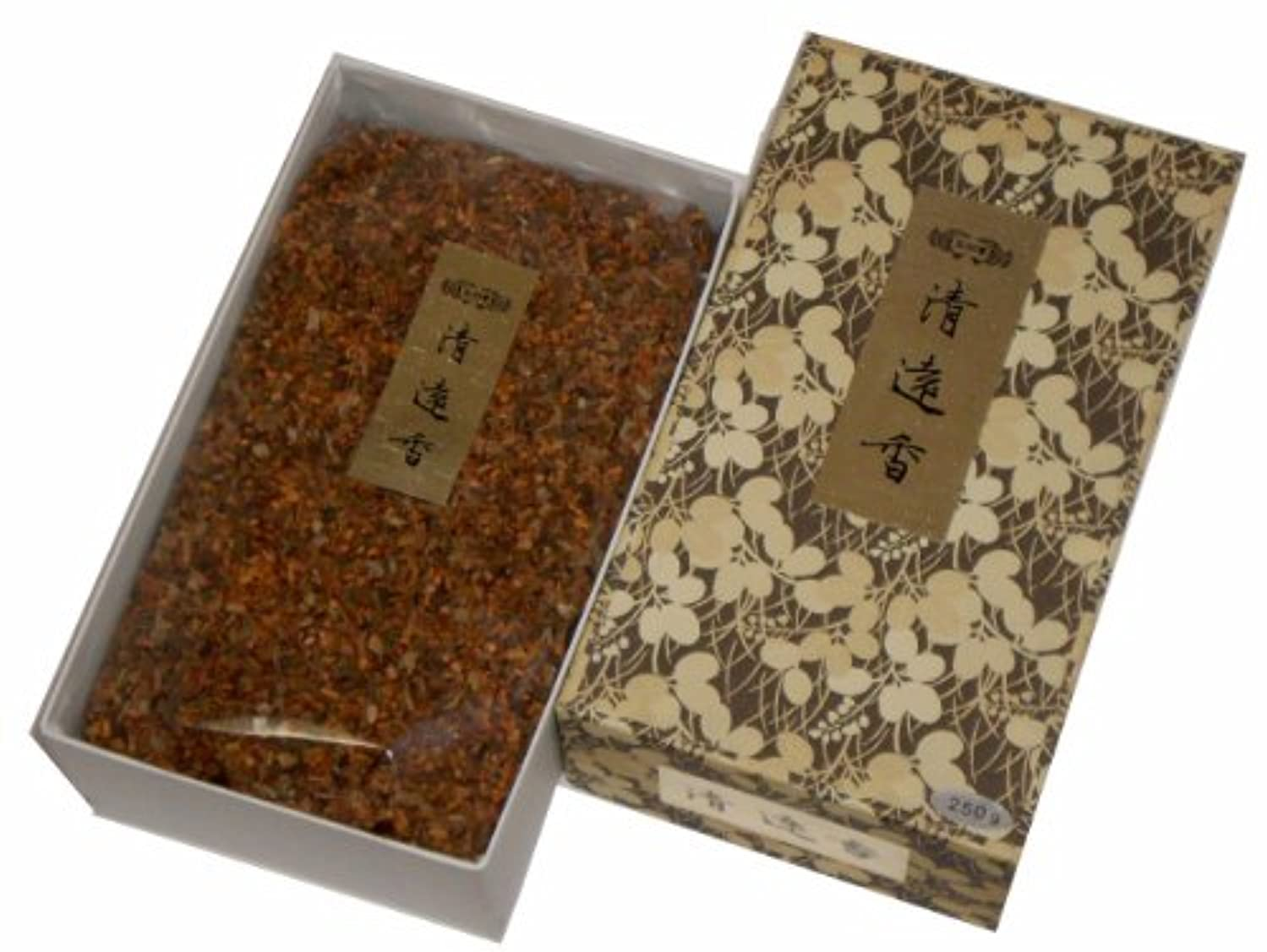 ブルのヒープ弁護玉初堂のお香 清遠香 250g #602