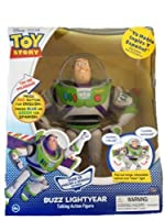 Disney Toy Story Spanish Speaking Buzz Lightyear Talking Action Figure by Toy Story [並行輸入品]