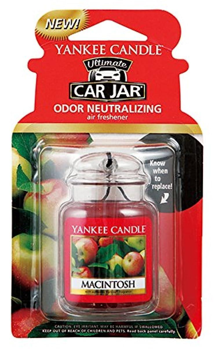 結晶いつか不幸ヤンキーキャンドル ネオカージャー YANKEECANDLE  マッキントッシュ 吊り下げて香らせるフレグランスアイテム