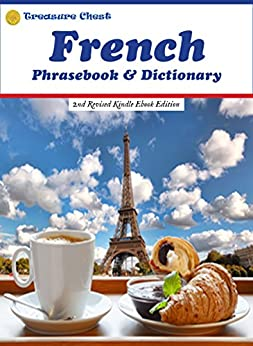 French Phrasebook & Dictionary: 2nd Revised Kindle Ebook Edition by [Herman, Mathieu, Powers, Robert F]