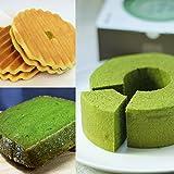 千年の香り 千紀園 老舗 茶舗の 京都 宇治 抹茶 焼き菓子 の詰合せ