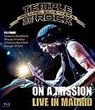オン・ア・ミッション~ライヴ・イン・マドリード[Blu-ray]