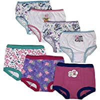 Peppa Pig Baby-Girls Girls 3pk Training Pants & 4pk Panty Underwear - Multi