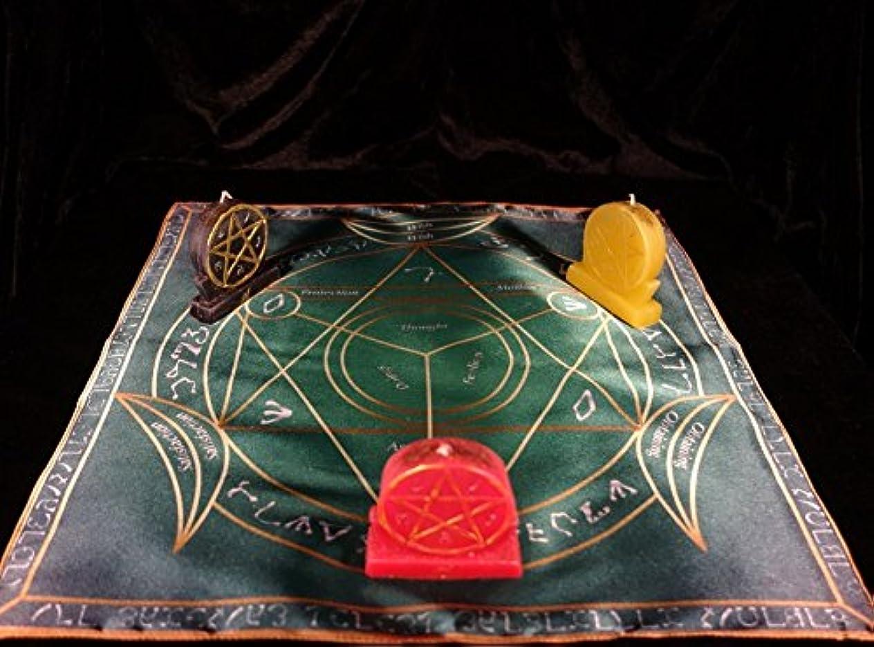 ナットアイデア私たちPagan Ritual Magicウィッカtrikvetr Mystic Healer r-002