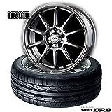 17インチ 4本セット タイヤ&アルミホイール トーヨー(TOYO) DRB 205/50R17 ベスト