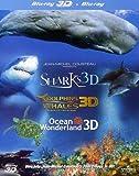 Jean-Michel Cousteau 3d Film Trilogy [Blu-ray] [Import]