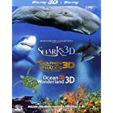 Jean-Michel Cousteau 3d Film Trilogy [Blu-ray] [Import]