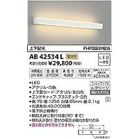 コイズミ LED 防雨型ブラケット (KP) (電球色) 照明器具 AU42401L