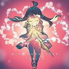 YURiKA「MIND CONDUCTOR」のCDジャケット
