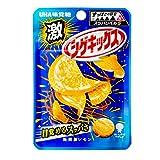 【メール便全国送料無料】味覚糖 激シゲキックス 極刺激レモン 20袋(10×2)
