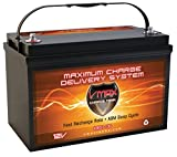 Best マリンディープサイクルバッテリー - VMAX XTR31-135 シルバースター ポンツーングループ 31 AGM 12V マリンディープサイクルバッテリー Review