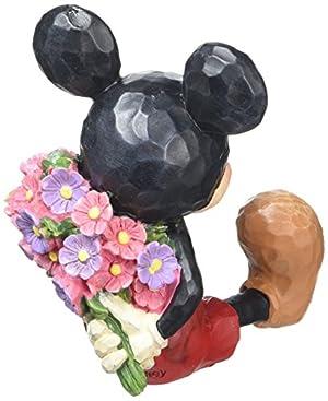 ディズニートラディション ジムショア ミニミッキーマウス お座りポーズ ディズニーフィギュア 2.75インチ