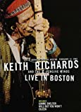 Keith Richards Live in Boston [DVD] [Import]