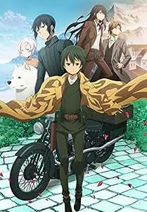 キノの旅 the Animated Series 下巻(初回限定生産)(特典サントラCD付) [Blu-ray]