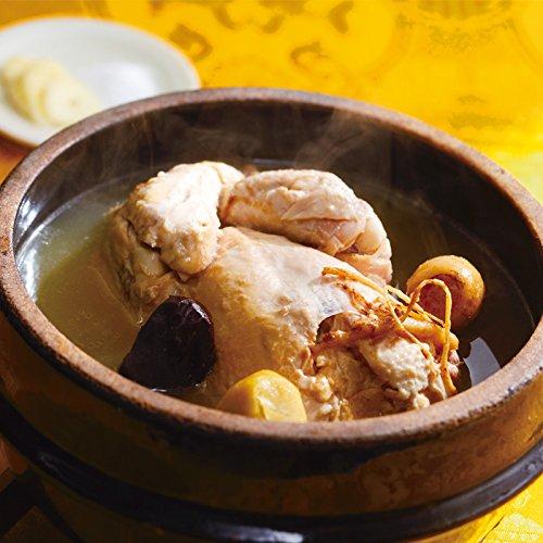[韓国お土産] 韓国 伝統サムゲタン 3パックセット (海外 みやげ 韓国 土産)