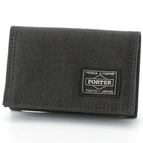 ポーター(PORTER) カードケース(ポーター スモーキー カードケース)【ブラック/1サイズ】