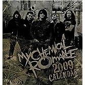 My Chemical Romance 2009 Calendar