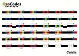 【国内正規品】Ozobot(オゾボット)専用カラーコードシール10枚セット