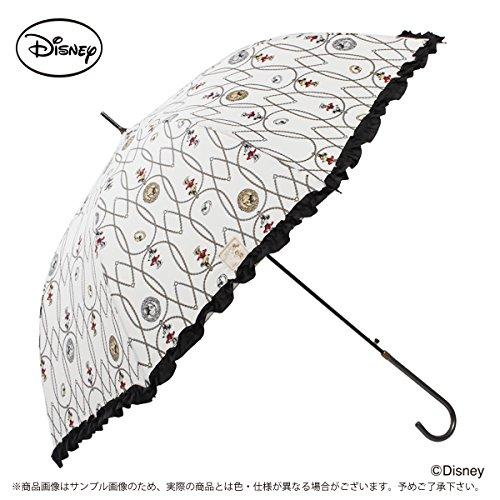【Disney】キャラクター アンブレラ レディース 60cm (ミニー/アクセサリー)