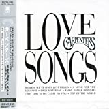 Love Songs by The Carpenters (1998-01-06)