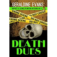 Death Dues (Rafferty & Llewellyn Book 11)