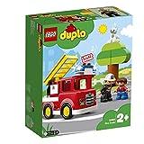 レゴ(LEGO) デュプロ 光る! 鳴る! 消防車 10901
