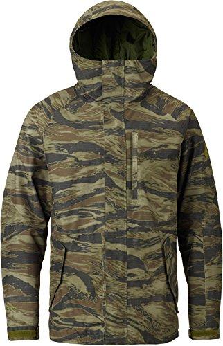 バートン スノーボードウェア GORE-TEX Radial Shell Jacket ラジアル シェル ジャケット 17985101 OLIVEGREEN L(US-M)