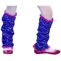 SugarSugar Dance Craze Leg Warmers, Purple, One Size by SugarSugar [並行輸入品]