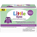 Little Eyes Gentle Cleansing Wipes X 30