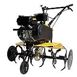 HAIGE 耕運機 耕うん機 耕耘機 フロント ロータリー プロ仕様 7馬力 212cc 耕作幅80cm HG-TIG7085B