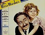 Little Missマーカー、シャーリー・テンプル、1934???Unframed 36