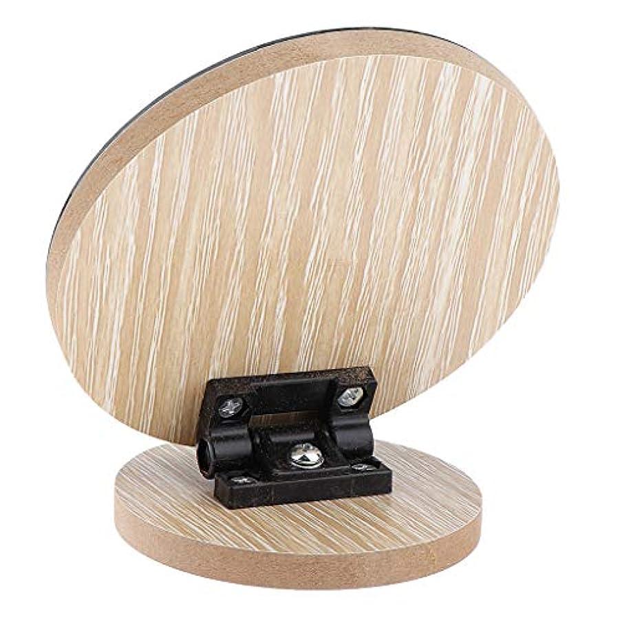 エレクトロニック問い合わせる最少Toygogo 化粧鏡 スタンド 卓上 メイクアップミラー 化粧ミラー メイクミラー 2サイズ選べ - 12.5 cm