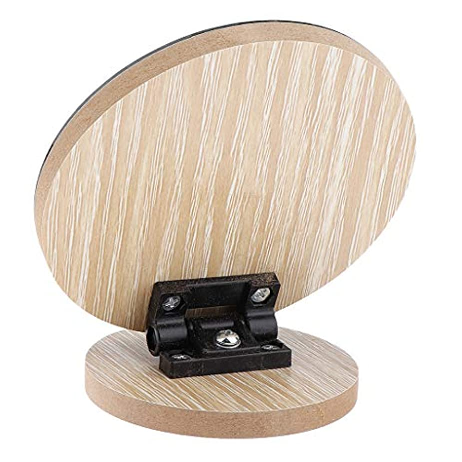 一握り敵自動車Toygogo 化粧鏡 スタンド 卓上 メイクアップミラー 化粧ミラー メイクミラー 2サイズ選べ - 12.5 cm