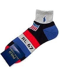 ポロ ラルフローレン(メンズソックス)POLO RALPH LAUREN(men's socks) ショートソックス