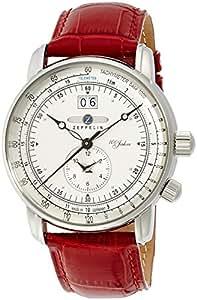 [ツェッペリン]ZEPPELIN 【250本限定モデル】腕時計 Special Edition 100 years Zeppelin アイボリー文字盤 76401-BO メンズ 【正規輸入品】
