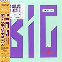 ビッグ・ジェネレイター(紙ジャケ SHM-CD)
