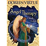 Angel Therapy Oracle Cards: A 44-Card Deck and Guide Book