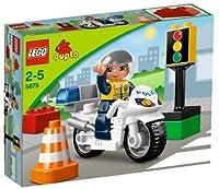 レゴ (LEGO) デュプロ ポリスバイク 5679
