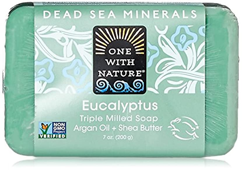 One With Nature Eucalyptus Bar Soap (1x7 Oz) by One With Nature