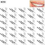 Ourine 歯の消しゴム ホワイトニング 美白歯ゲル 美人歯 白い歯 歯を白くする 輝く笑顔 口臭防止 歯周病防止 エッセンス 30個セット