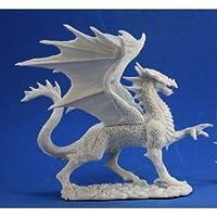 RPR77329 Bones Silver Dragon Miniature Reaper