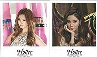 少女時代/テティソ/ソヒョン/SM/公式/高画質/ポラロイド型/写真/2枚セット
