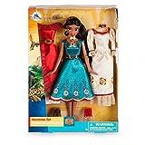アバローのプリンセス エレナ クラシックドール ドレス 3種 ワードローブセット 【日本未発売、USディズニーストア】並行輸入品 着せ替え 人形 ドール プリンセス