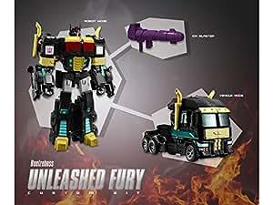 BLZ-08U Beelzeboss Unleashed Fury Custom Kit Third Party Transforming Toys & Accessories Beelzeboss [並行輸入品]