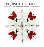Exquisite Creatures - Insect Art 2019 Calendar