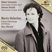 Piano Concertos by Martin Helmchen (2009-11-17)