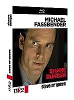 Michael Fassbender - Coffret - Shame + Hunger [Blu-ray]