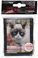 Ultra Pro Grumpy Cat Flowers Standard Deck Protector Sleeves 50ct [並行輸入品]
