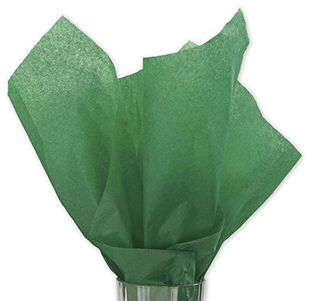 気難しい中傷バックHoliday Green Wrap Tissue Paper 15 X 20 - 100 Sheets by Buttons Bags and Bows
