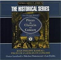 Pieces De Clavecin En Concert by GUSTAV / HARNONCOURT,NIKOLAUS / FRYDEN LEONHARDT (2006-02-28)